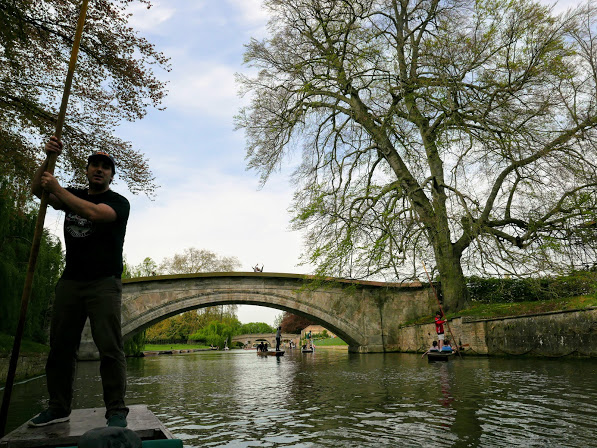 Cambridge_MePunting
